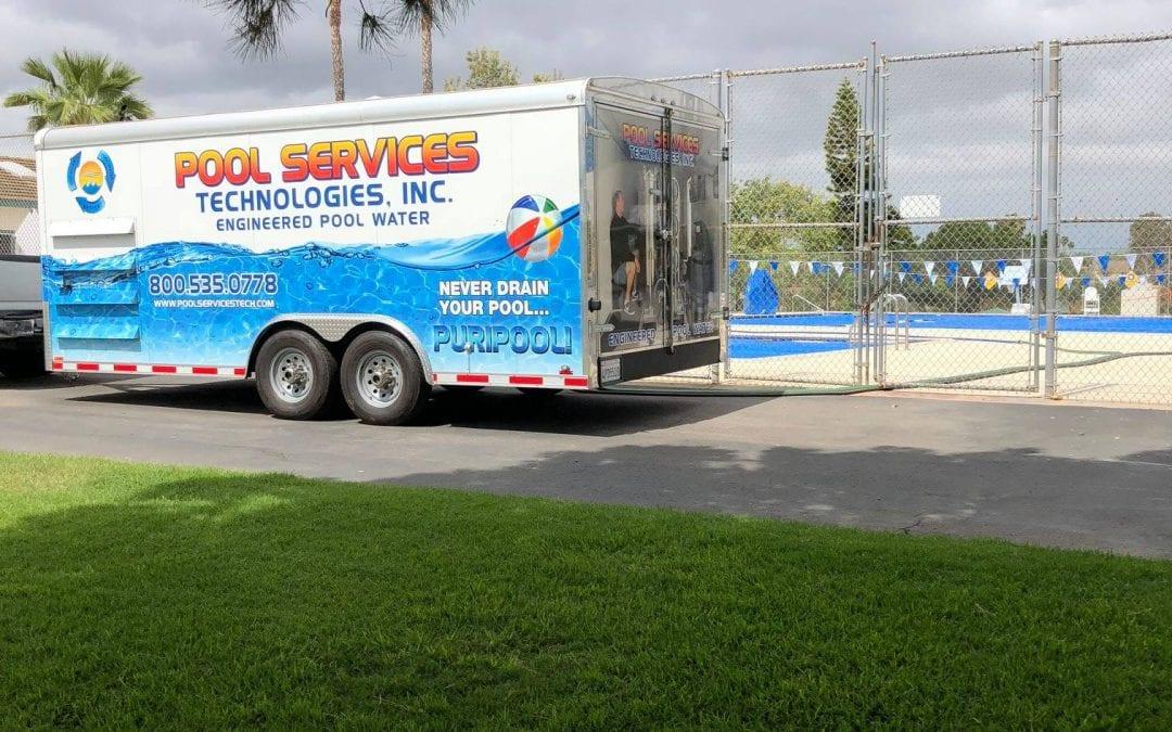 San Diego Pool Recycling
