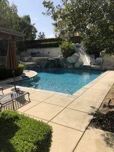 High Calcium Hardness in Pool