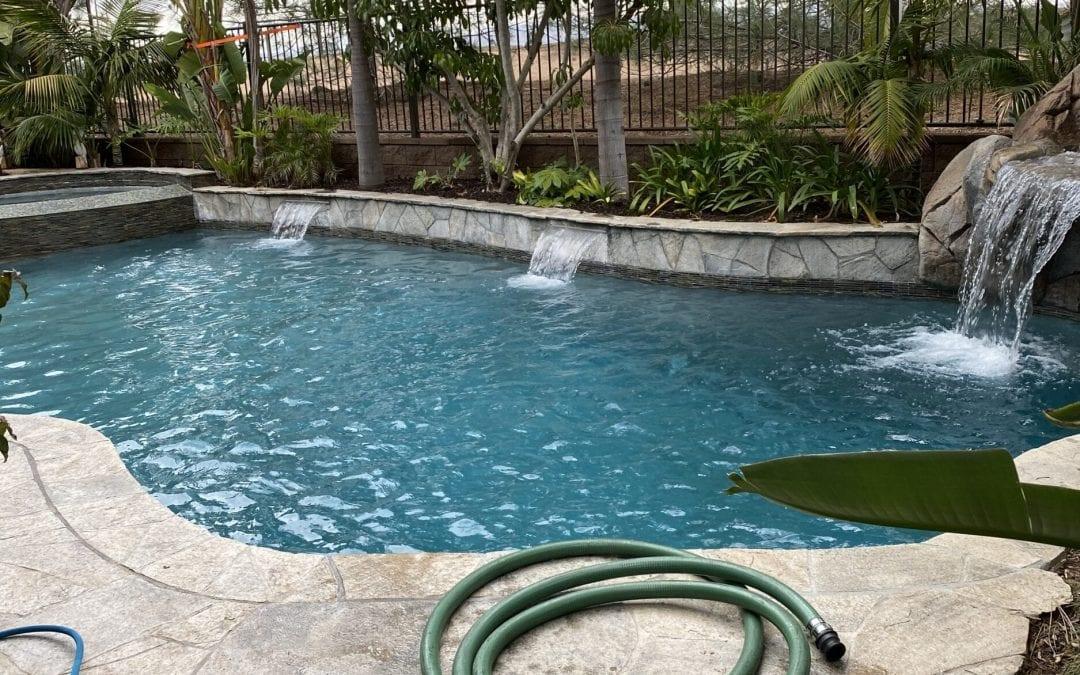 Lowering CYA Levels in Pools