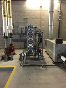 Commercial Inline RO System