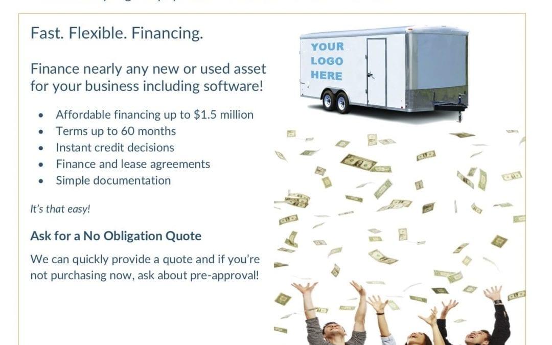 Mobile Filtration Trailer Financing